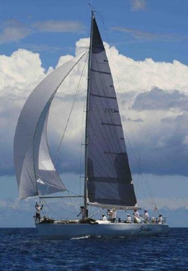 1992 REICHEL/PUGH  RP44 Cruising/Racing Sailboat 1796065