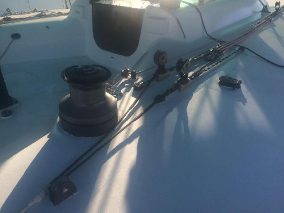 1992 REICHEL/PUGH  RP44 Cruising/Racing Sailboat 1796071