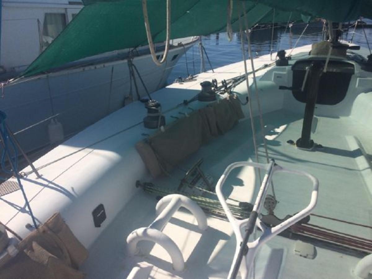 1992 REICHEL/PUGH  RP44 Cruising/Racing Sailboat 1796072