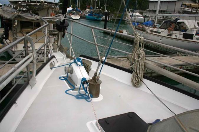 2002 CUSTOM BUILT Blue Water Sloop Cutter 1801958