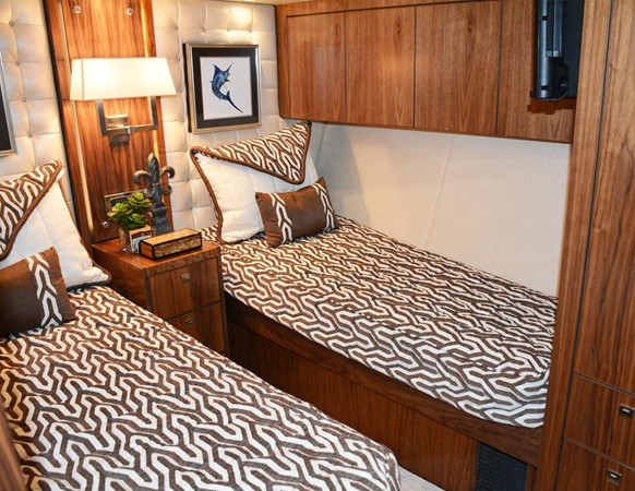 Viking 92 Skybridge - Port Stateroom 2016 VIKING 92 Skybridge Sport Fisherman 1805306