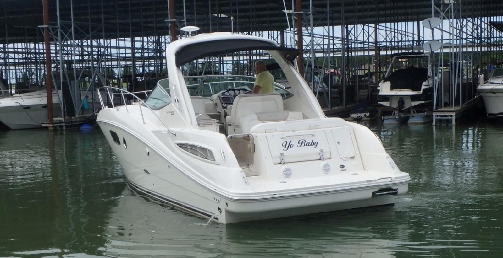 2011 SEA RAY 350 Sundancer Cruiser 1820006