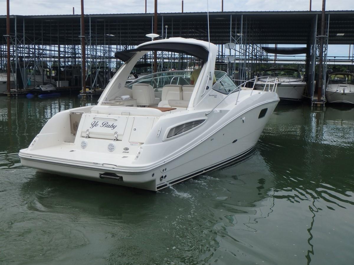2011 SEA RAY 350 Sundancer Cruiser 1820007