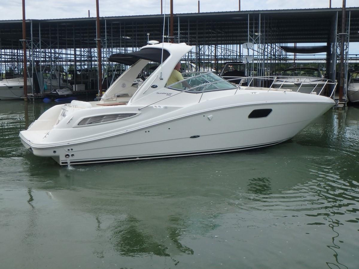 2011 SEA RAY 350 Sundancer Cruiser 1820008