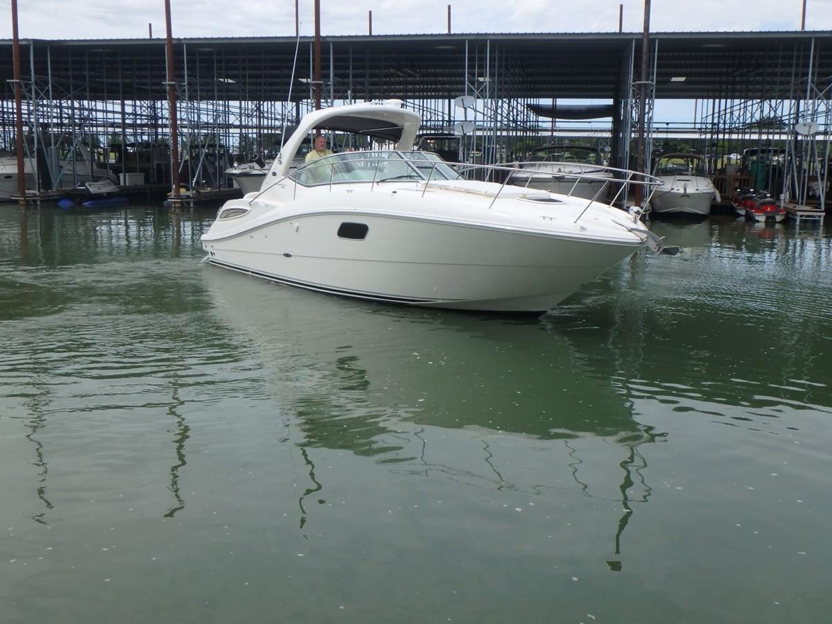 2011 SEA RAY 350 Sundancer Cruiser 1820009