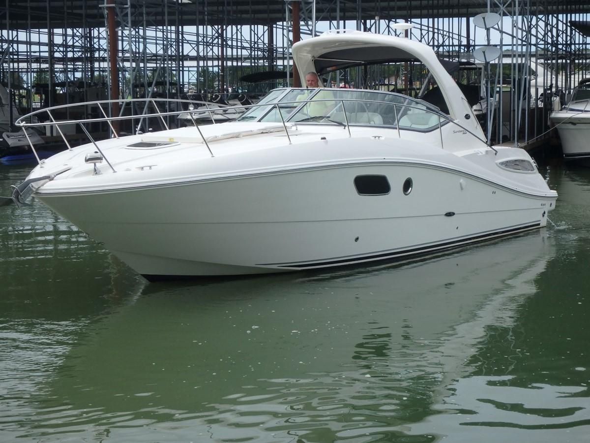 2011 SEA RAY 350 Sundancer Cruiser 1820011