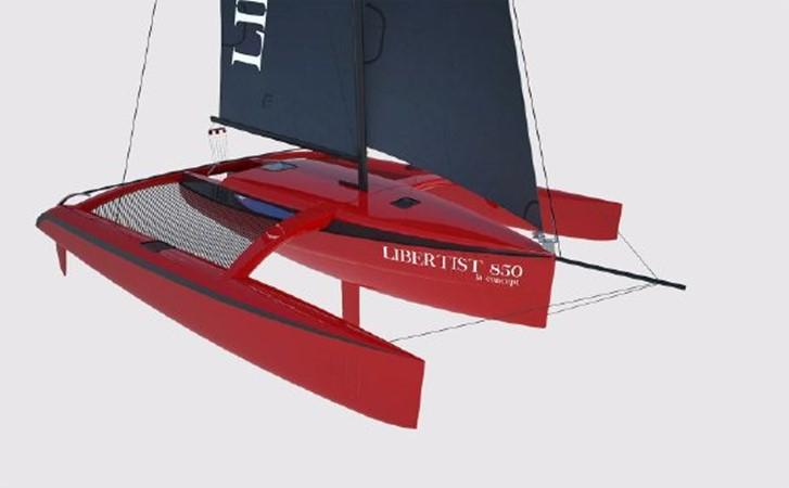 2017 CUSTOM Rega Yachts Libertist 850 Trimaran Trimaran 1830329