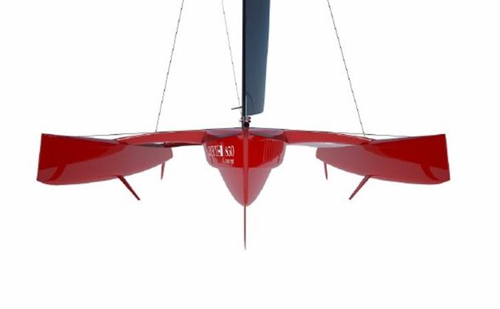 2017 CUSTOM Rega Yachts Libertist 850 Trimaran Trimaran 1830333