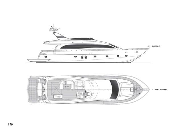 2009 CANADOS  Motor Yacht 1830793