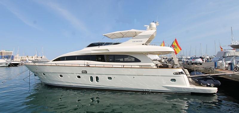 2010 CANADOS 76 Motor Yacht 1831374