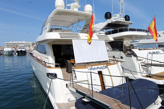 2010 CANADOS 76 Motor Yacht 1831376