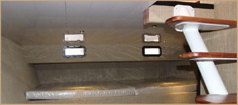 2017 CUSTOM BORA&AS YACHT Aluminum 33ft Sword Motor Yacht 1834124