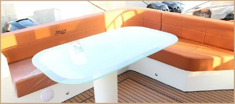 2017 CUSTOM BORA&AS YACHT Aluminum 33ft Sword Motor Yacht 1834126