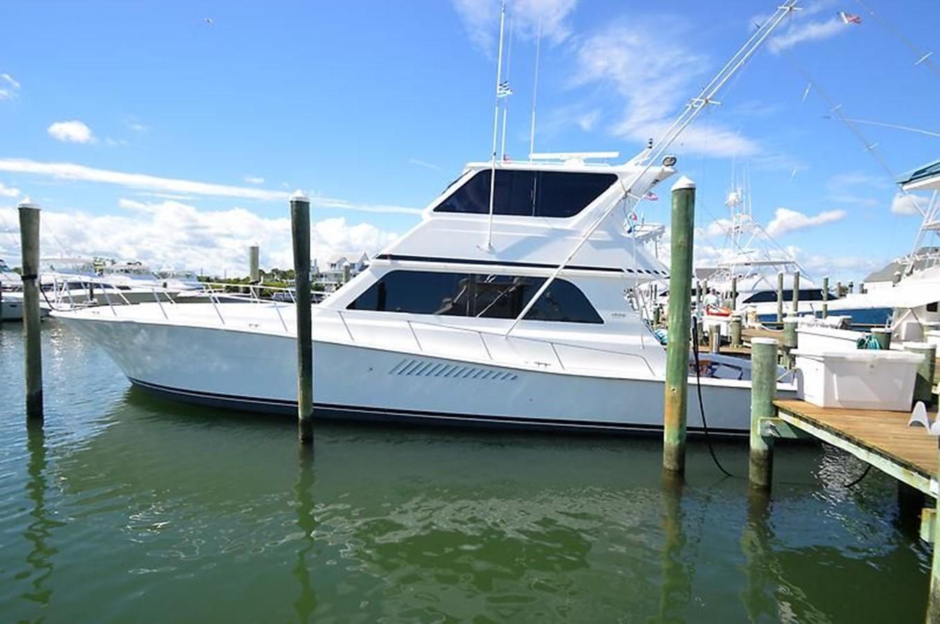 58' Viking - Port Profile - 58 VIKING For Sale