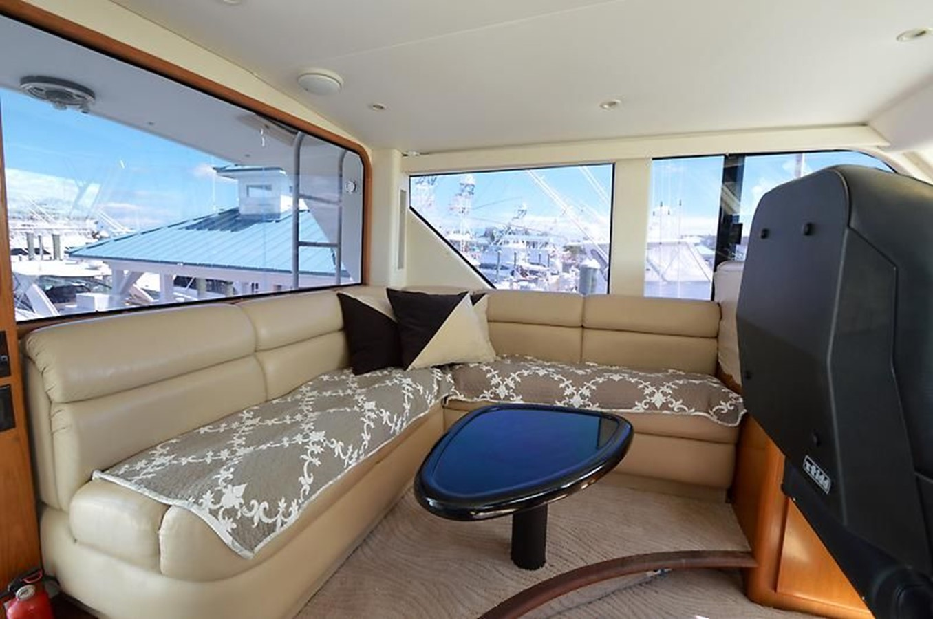 58' Viking - Helm Seating - 58 VIKING For Sale