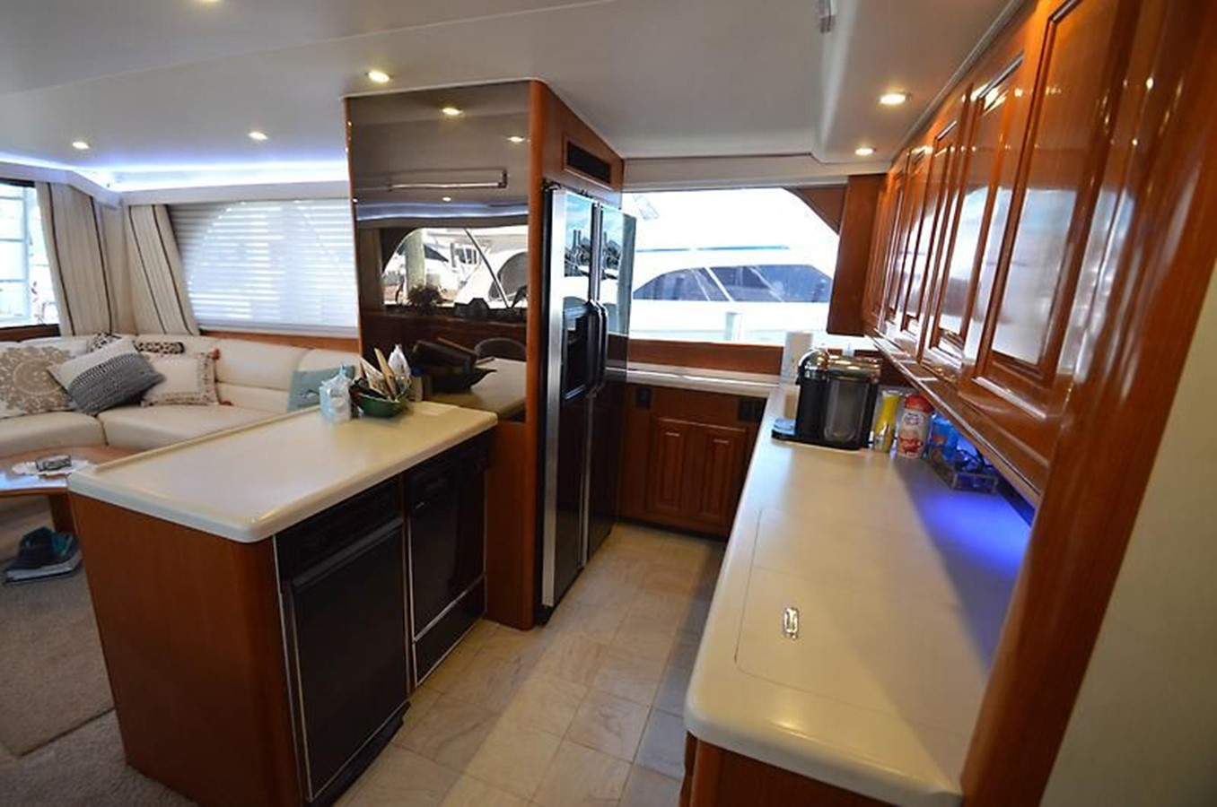 58' Viking - Galley - 58 VIKING For Sale