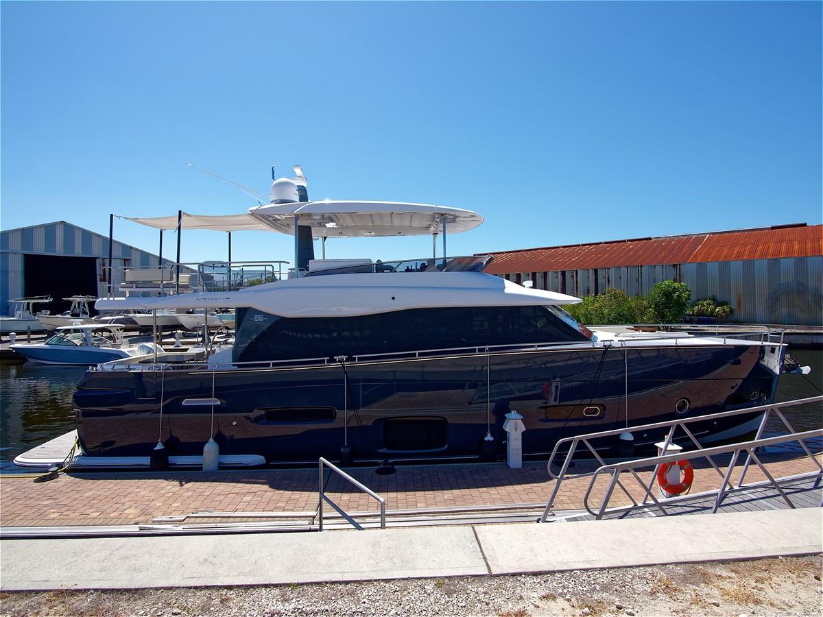 2017 AZIMUT 66 MAG Mega Yacht 1838395