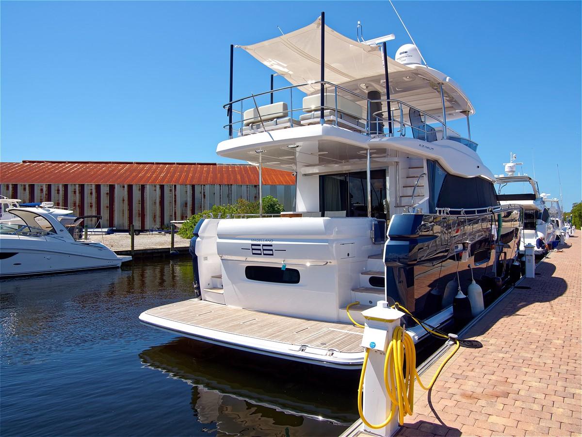 2017 AZIMUT 66 MAG Mega Yacht 1838396