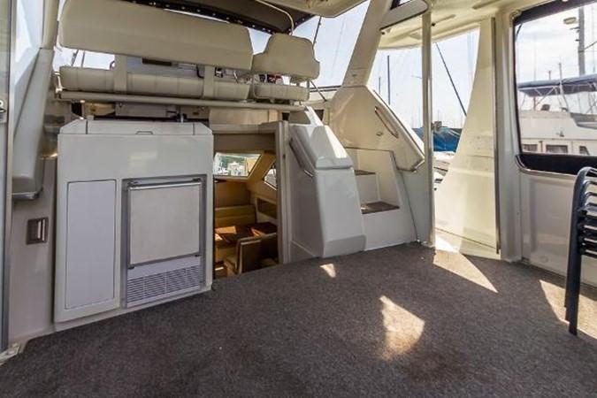 Sun Deck 1999 CARVER 404 Cockpit Motor Yacht Motor Yacht 1842217