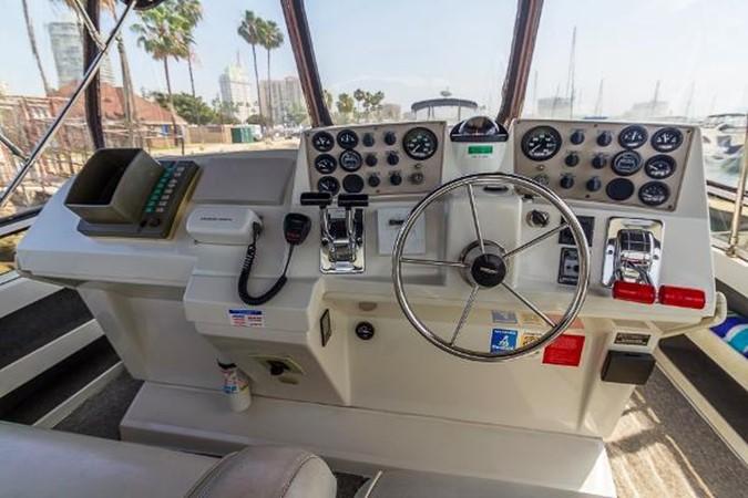 Flybridge 1999 CARVER 404 Cockpit Motor Yacht Motor Yacht 1842238