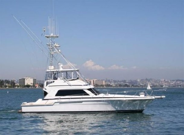 1998 BERTRAM  Motor Yacht 1843263