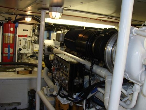 1998 BERTRAM  Motor Yacht 1843287