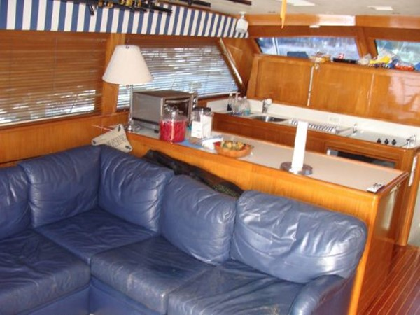1998 BERTRAM  Motor Yacht 1843289