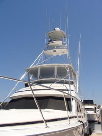 1998 BERTRAM  Motor Yacht 1843292