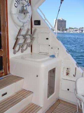 1998 BERTRAM  Motor Yacht 1843295