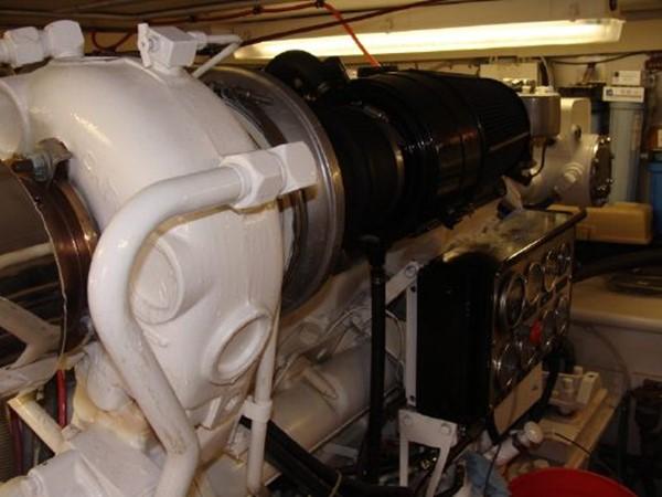 1998 BERTRAM  Motor Yacht 1843296