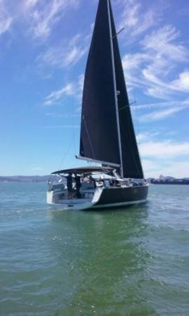 Transom 2015 BENETEAU Sense 50 Cruising Sailboat 1848489