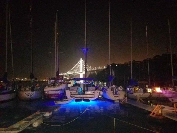 Under Water Lights 2015 BENETEAU Sense 50 Cruising Sailboat 1848492
