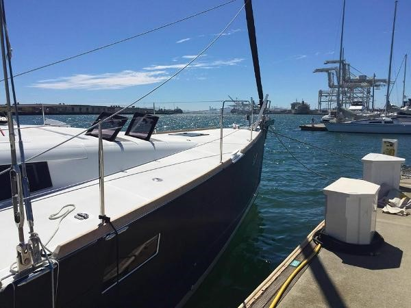 BOw 2015 BENETEAU Sense 50 Cruising Sailboat 1848493