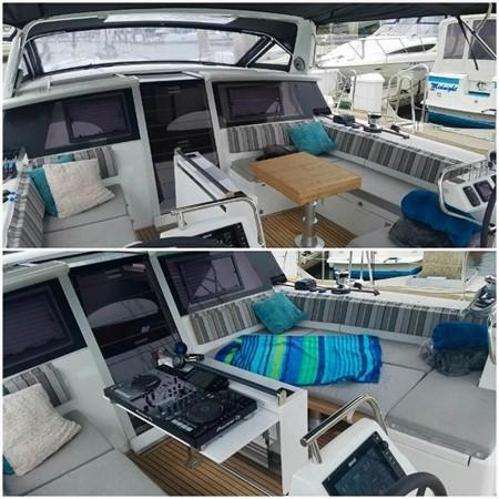 Cokpit 2015 BENETEAU Sense 50 Cruising Sailboat 1848494