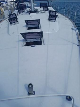 Deck. 2015 BENETEAU Sense 50 Cruising Sailboat 1848498