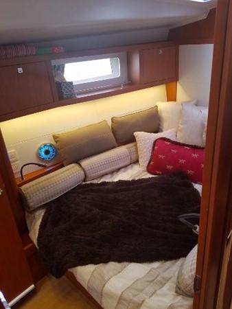 VIP Cabin. 2015 BENETEAU Sense 50 Cruising Sailboat 1848509