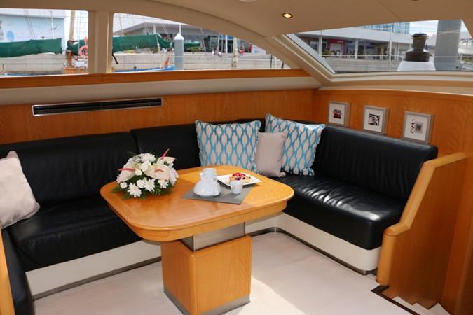 2008 King Marine Dixon 73 Cruising Sailboat 2492846