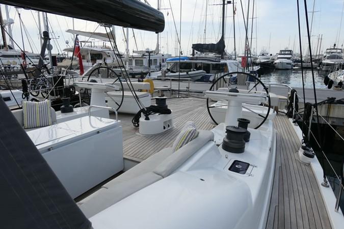 2008 King Marine Dixon 73 Cruising Sailboat 2492847