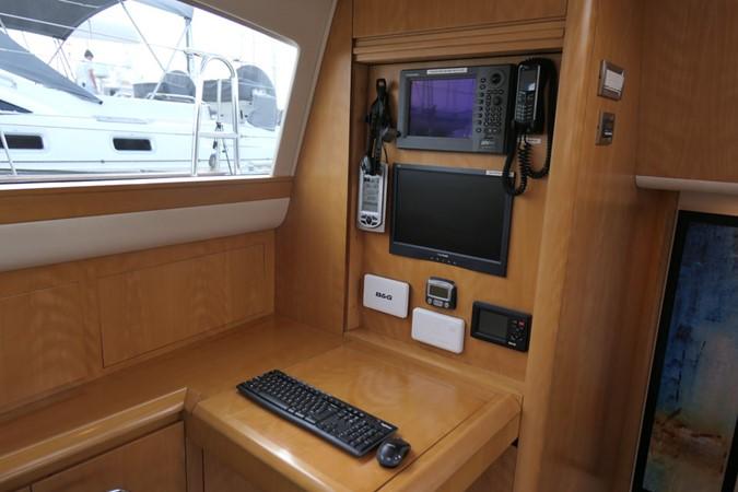 2008 King Marine Dixon 73 Cruising Sailboat 2492864