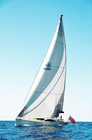 2008 King Marine Dixon 73 Cruising Sailboat 2492873