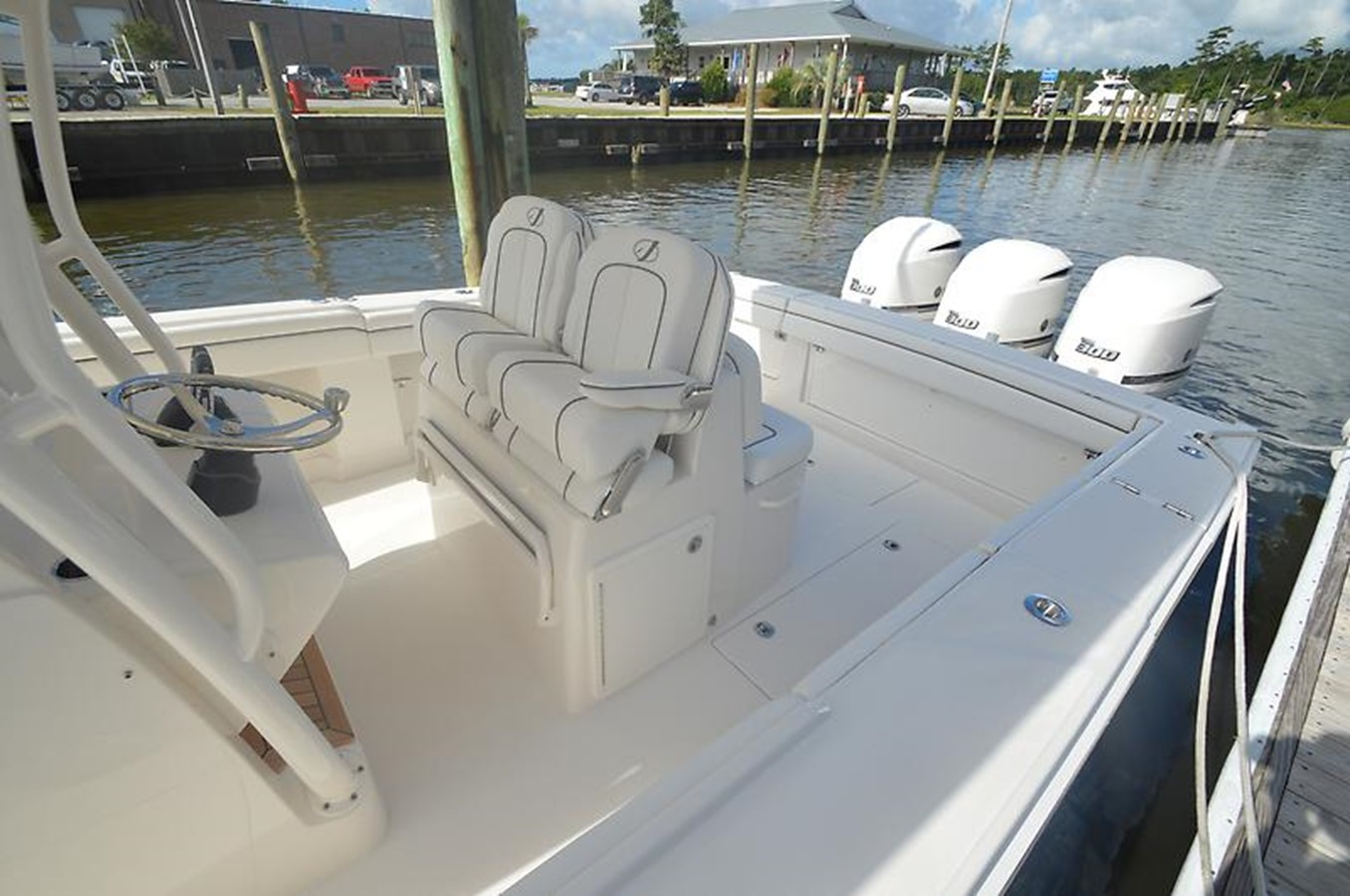 Helm Seats - 34 JUPITER For Sale