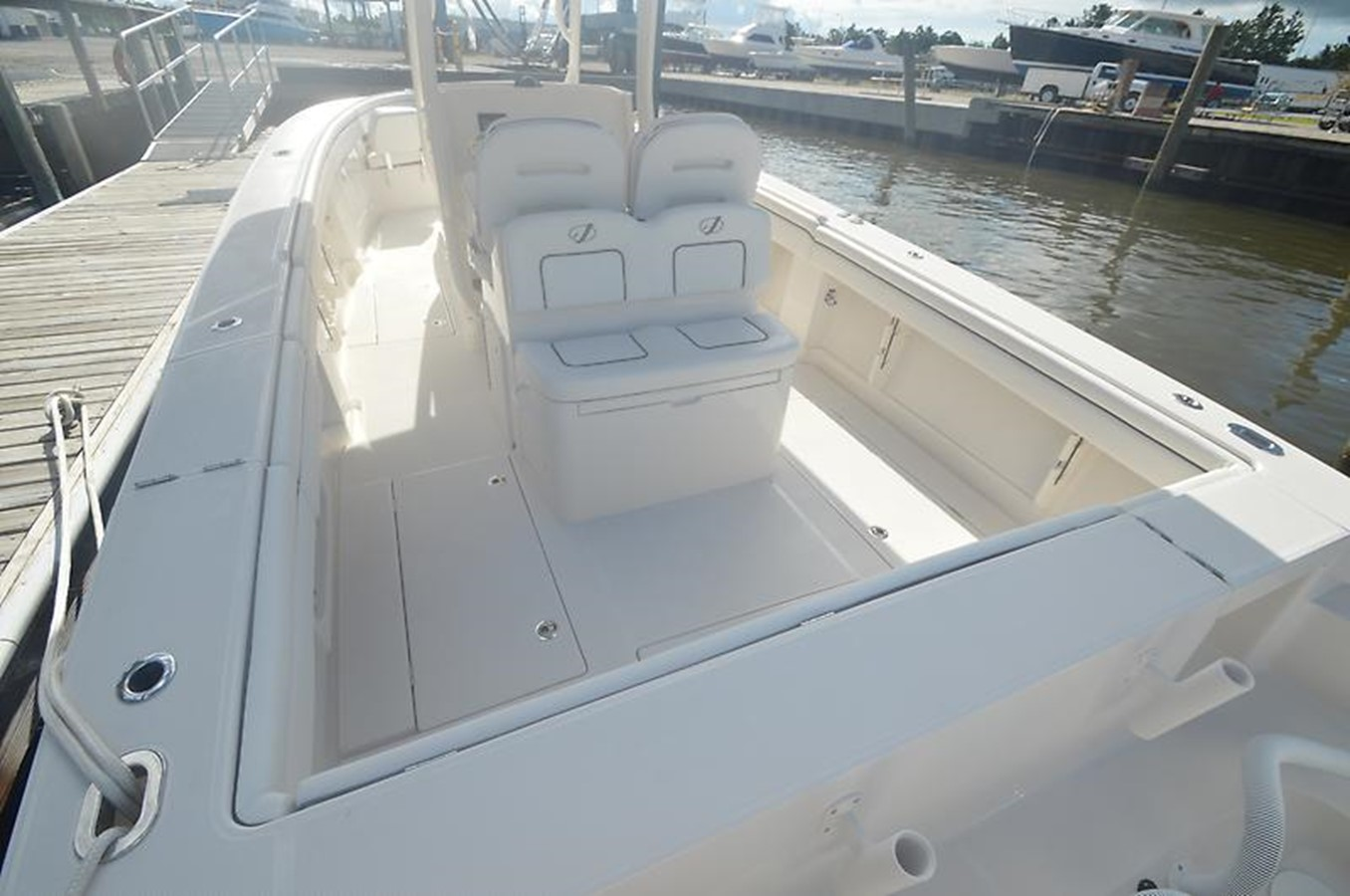 Console Seat - 34 JUPITER For Sale