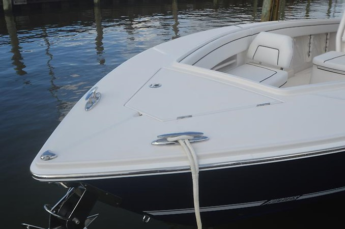 Bow 2018 JUPITER 34 HFS Center Console 2658775