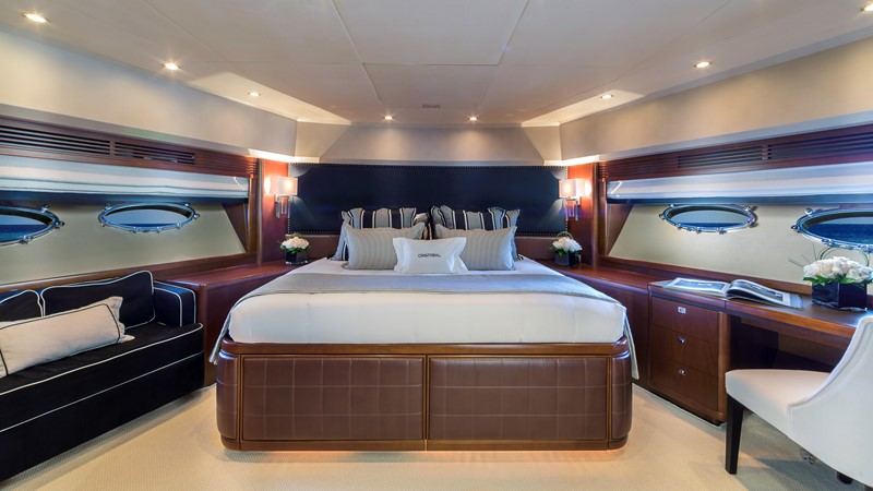 VIP Stateroom 2009 PRINCESS YACHTS  Flybridge 1867364