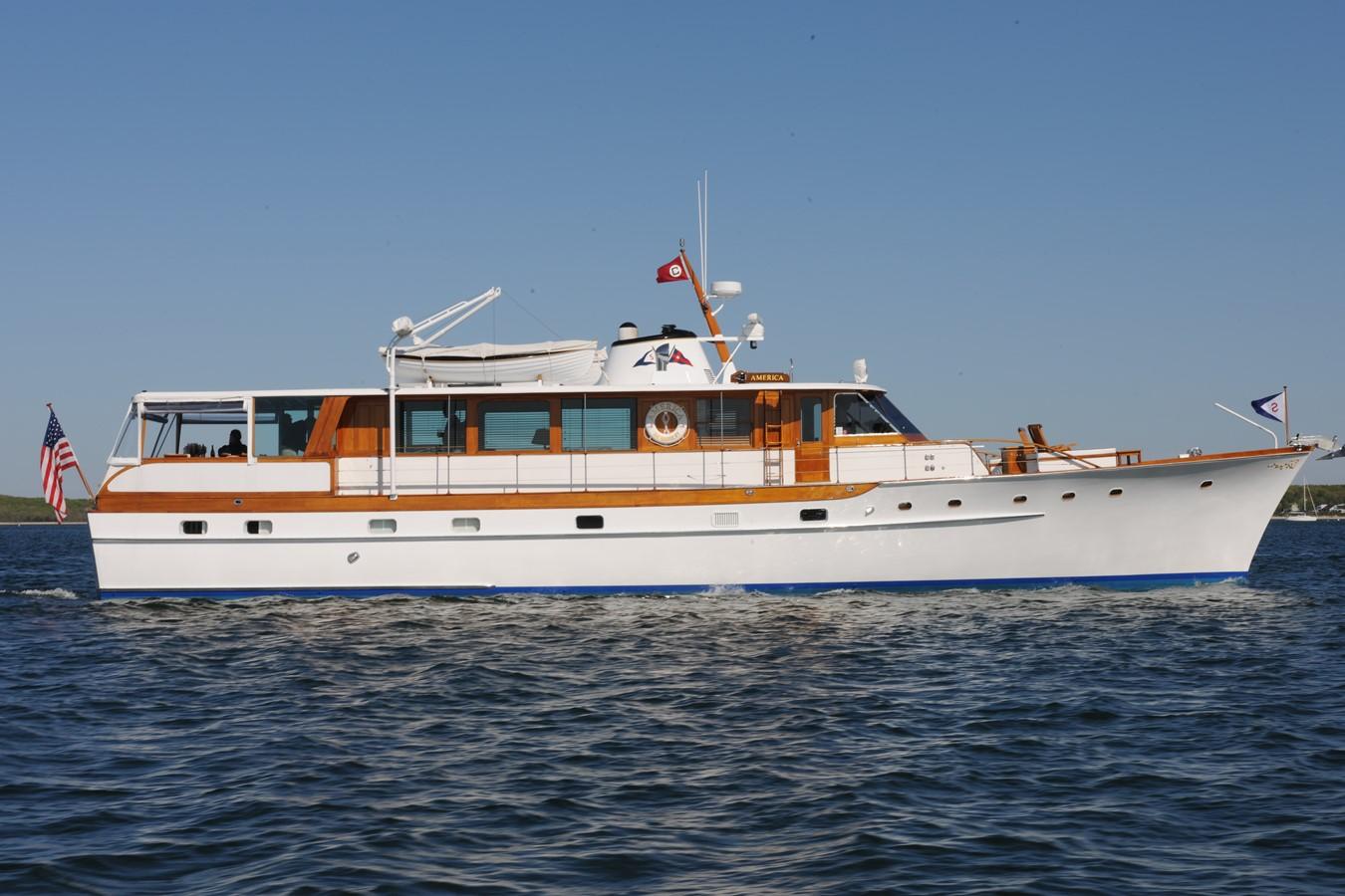 Profile  1965 TRUMPY  Motor Yacht 1870573