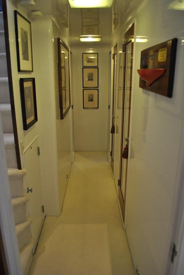 Lower Hall 1965 TRUMPY  Motor Yacht 1870582