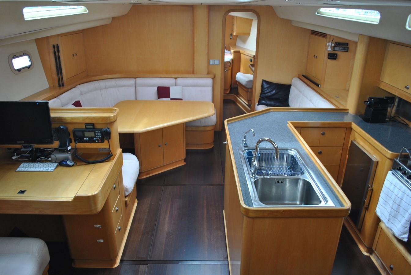 Salon 2004 INDIGO YACHTS  Cruising Sailboat 1873043