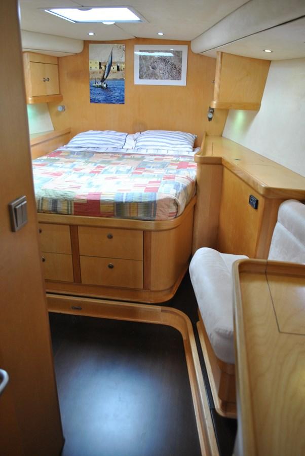 Master Stateroom  2004 INDIGO YACHTS  Cruising Sailboat 1873051