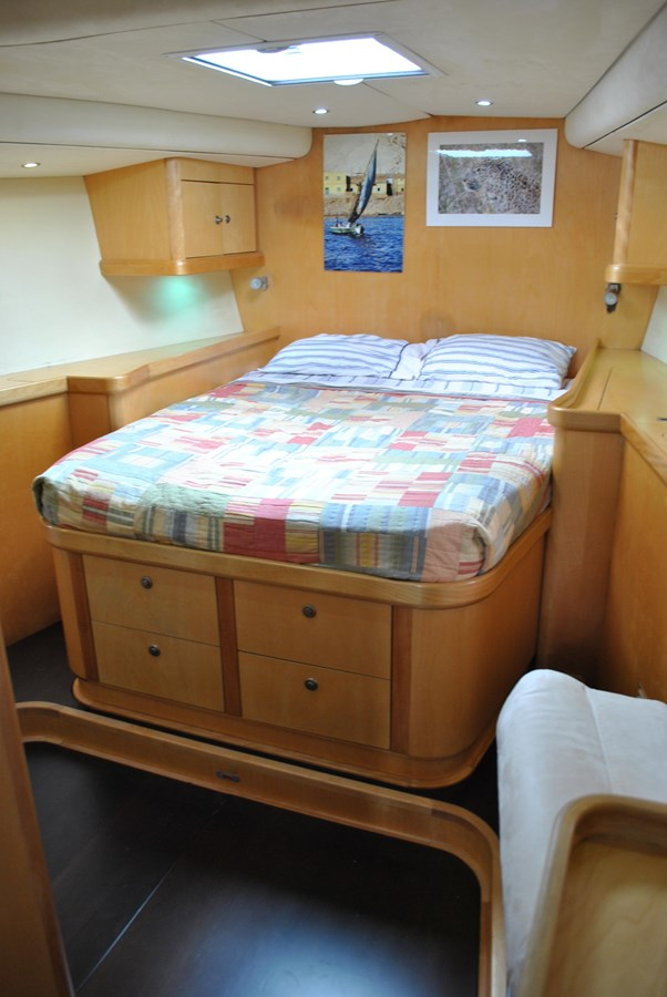 Master Stateroom  2004 INDIGO YACHTS  Cruising Sailboat 1873052