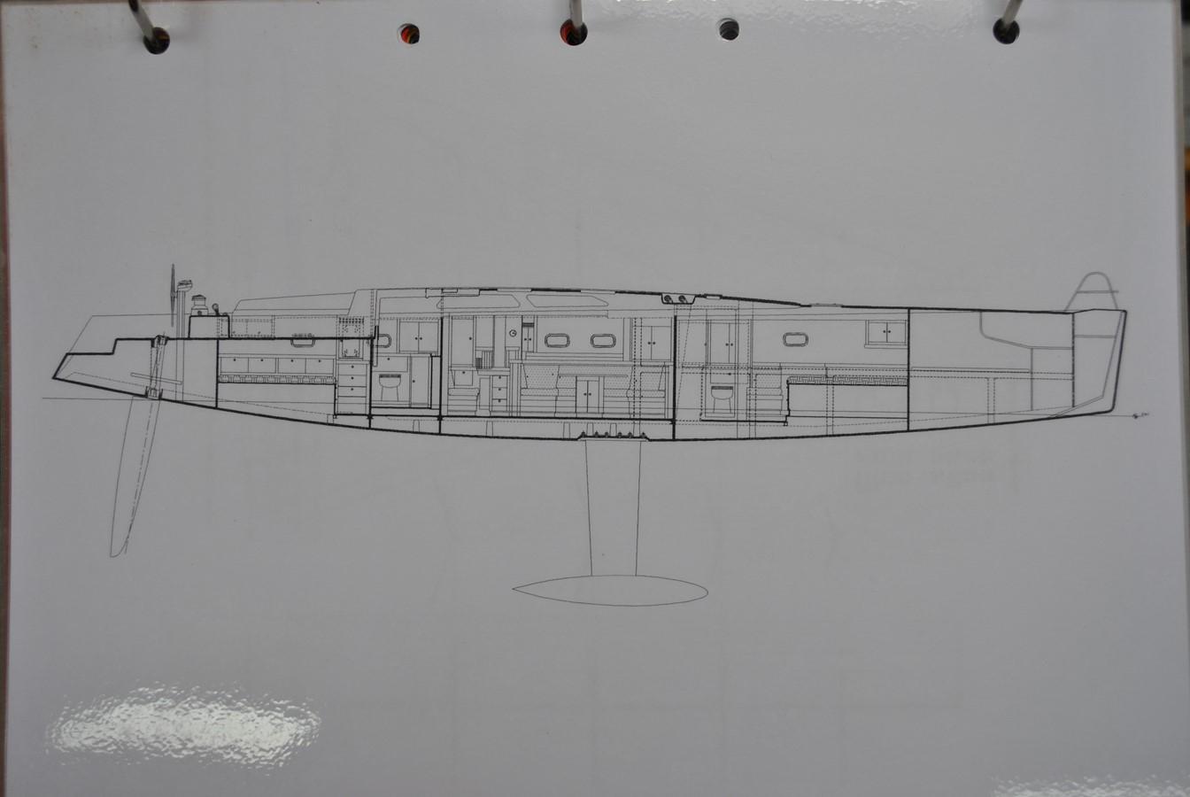 Profile 2004 INDIGO YACHTS  Cruising Sailboat 1873063